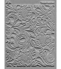 Lisa Pavelka Individual Texture Stamp 4.2\u0022X5.5\u0022-Tooled Leather