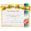 Hayes Certificate of Promotion, 30 Per Pack, 6 Packs