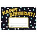 Trend Enterprises Inc. I ? Metal Birthday Recognition Awards, 30/Pack