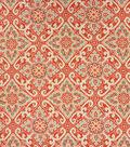 Home Essentials Lightweight Decor Fabric 45\u0027\u0027-Coral Nicolette