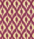 Home Decor 8\u0022x8\u0022 Fabric Swatch-Williamsburg Dedra Prune