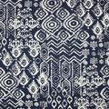 Solarium Outdoor Fabric-Atena Indigo