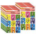 Cat in the Hat Giant Stickers 12 Packs