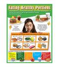 Carson-Dellosa Eating Healthy Portions Chart 6pk