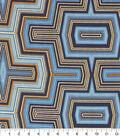 Richloom Multi-Purpose Décor Fabric-Tandra Lagoon
