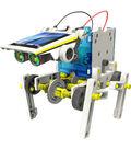 14-in-1 Solar Robot Kit