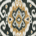 IMAN Home Outdoor Fabric 9\u0022x9\u0022 Swatch-Ubud Graphite