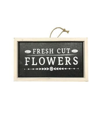 In the Garden Wall Decor-Fresh Cut Flowers