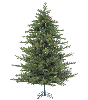 Bloom Room 7.5' Foxtail Pine Pre-Lit Christmas Tree
