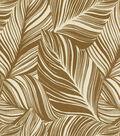 Tommy Bahama Print Fabric 54\u0022-Fantasy Foliage/Nutmeg