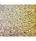 Casa Embellish Spring Ombre Sequin Fabric 49\u0022-Silver & Gold