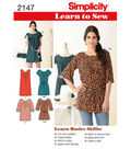 Simplicity Pattern 2147A 6-8-10-12--Simplicity Misses
