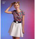 Simplicity Pattern 8396 Plus Size Cosplay Dress-Size AA (10-12-14-16-18)