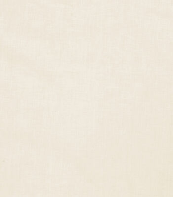 "Roc-Lon Premium Cotton Lining Fabric 54""-Ivory"
