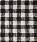 Home Essentials Home Décor Fabric- Sackett Black
