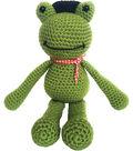 The Crafty Kit Co. Crochet Kit-Frankie Frog
