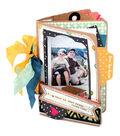 Sizzix Thinlits Lynda Kanase 14 Pack Dies-Mini Album