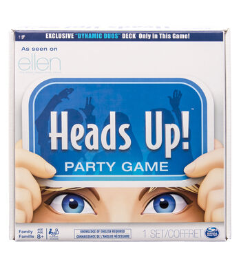Heads Up Party Game