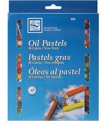 Oil Pastel Set-36 Colors