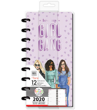 Happy Planner x Rongrong Skinny Classic 2020 Planner-Love My Girl Gang
