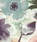 Upholstery Fabric 54\u0022-Petal Press Fossil