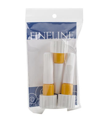 Fineline Applicators Dispensing Tips With 18/410 Cap