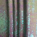 Let\u0027s Pretend Reversible Sequin Fabric-Holographic