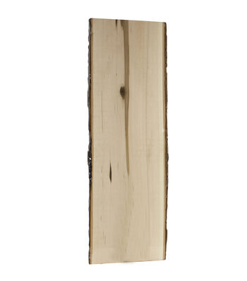 "Fab Lab Basswood Country 23"" Plank"