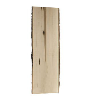 """Fab Lab Basswood Country 23"""" Plank"""
