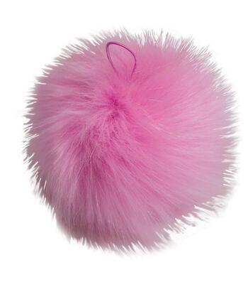 Buttercream Pom Pom-Pink