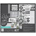 Me & My Big Ideas Boxed Album Kit 12\u0022X12\u0022-Life Is Good