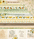 Golden Grove Double-Sided Cardstock 12\u0022X12\u0022-Grateful