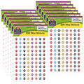 Teacher Created Resources Puppy Paw Prints Mini Stickers 12 Packs