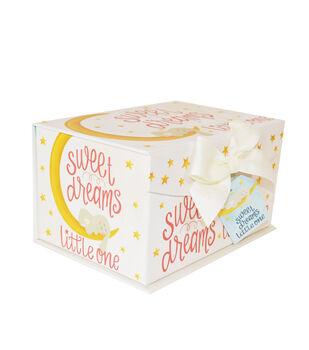 Organizing Essentials Small Fliptop Storage Box-Sweet Baby