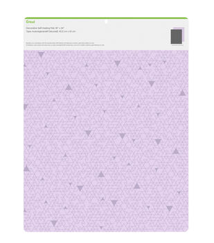 Cricut 18''x24'' Decorative Self-Healing Mat-Lilac
