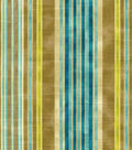 Home Decor 8\u0022x8\u0022 Fabric Swatch-HGTV HOME One Way Lagoon
