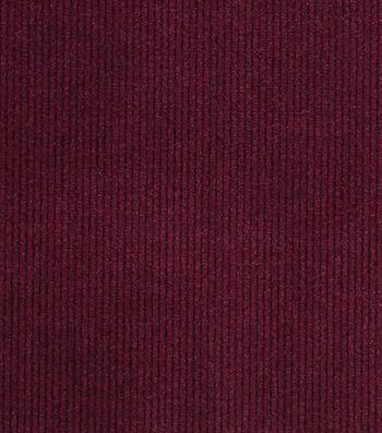 "Varsity Club Suede Fabric 59""-Wine"