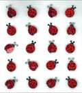Jolee\u0027s Boutique Dimensional Mini Repeats Stickers-Lady Bugs