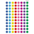 Teacher Created Resources Happy Faces Mini Stickers 12 Packs