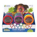 Jumbo Magnifiers, 12 Per Pack