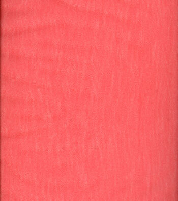 "Matte Tulle Fabric 108""-Tango Red"