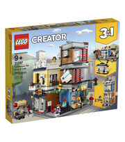LEGO Creator 3in1 31097 Townhouse Pet Shop and Café, , hi-res