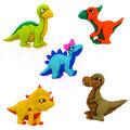 Jesse James Dress It Up Little Boy Dino-mite Button Embellishments