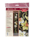 Daffodils Counted Cross Stitch Kit-7.75\u0022X36.25\u0022 16 Count