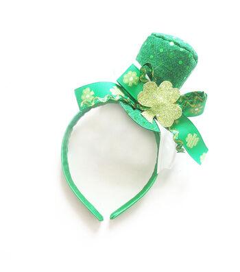 St. Patrick's Day Decor Fascinator Headband
