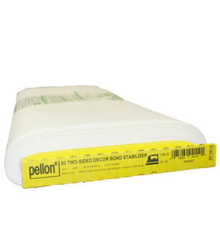 Pellon 82  Two-Sided Fusible Decor Bond Stabilizer 20''
