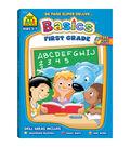 Super Deluxe Workbook-First Grade Basics