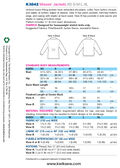 Kwik Sew Misses Jacket-K3842
