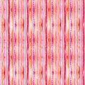 Keepsake Calico Cotton Fabric-Pink Watercolor Stripes