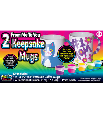 Made 4 U Studio-From Me To You Keepsake Mugs